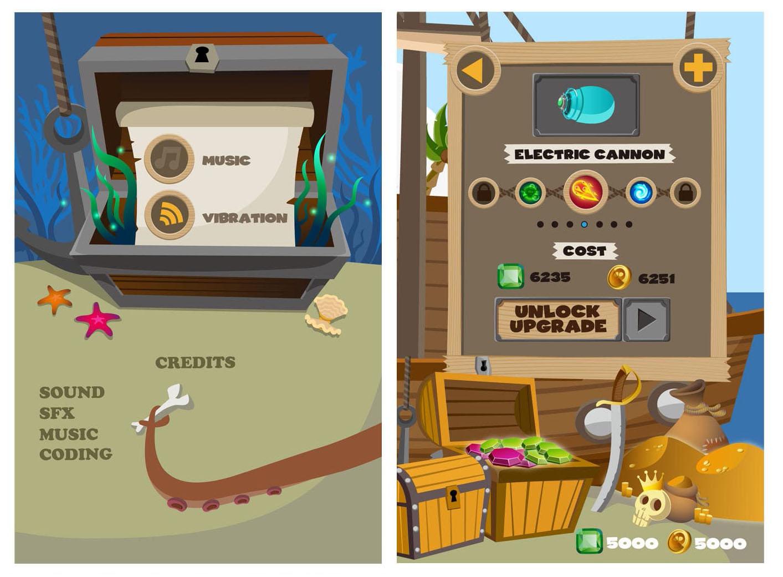 Pirate vs Monster