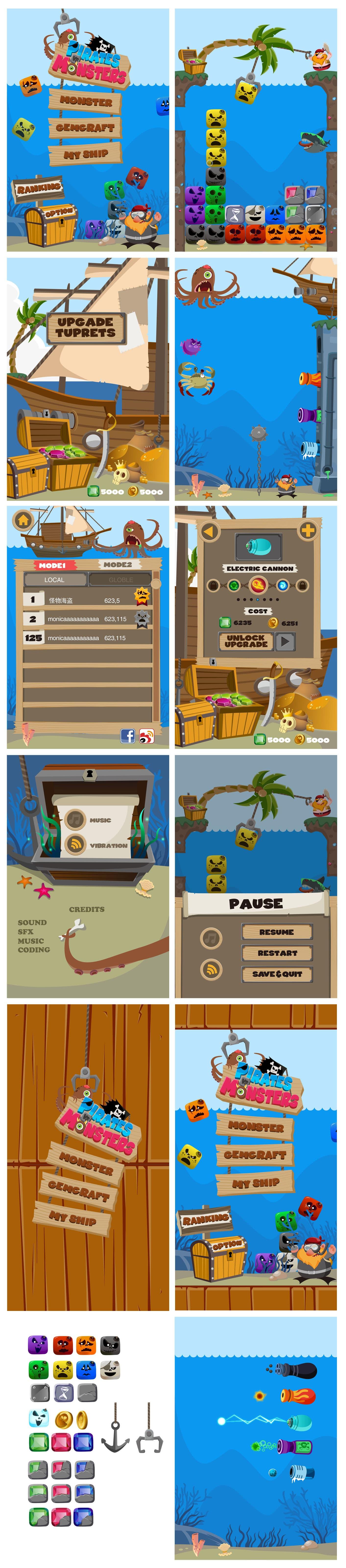 pirate-vs-monster
